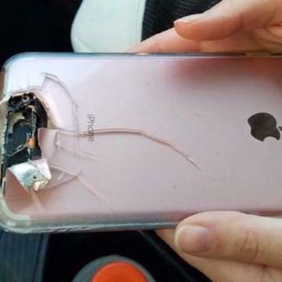 iPhone спас женщине жизнь при стрельбе в Лас-Вегасе