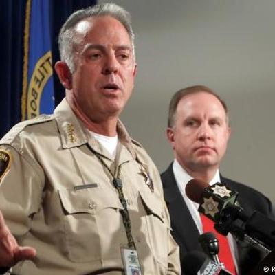 В автомобиле стрелка из Лас-Вегаса нашли 23 кг патронов и взрывчатки