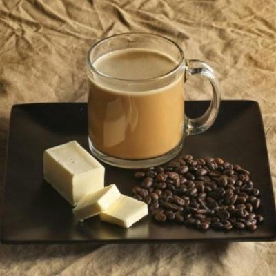 Добавьте к кофе ... масла - тогда начнете худеть