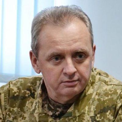 Половина боеприпасов в Украине хранятся под открытым небом, - Муженко
