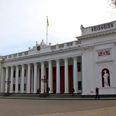 В Одесский горсовет пришли с обысками