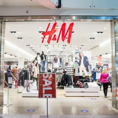 Стало известно, где откроют первый магазин H&M в Украине