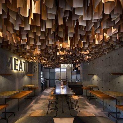Ресторан, который победил в конкурсе за лучший дизайн