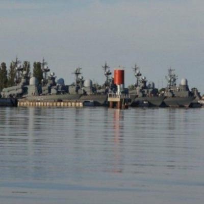 Из-под носа россиян угнали боевой флот