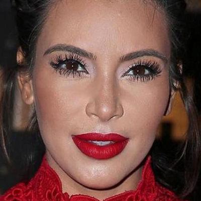 Ким Кардашьян рыдает в Мексике от страха
