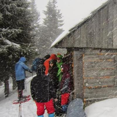 В Украину пришла зима (фото)