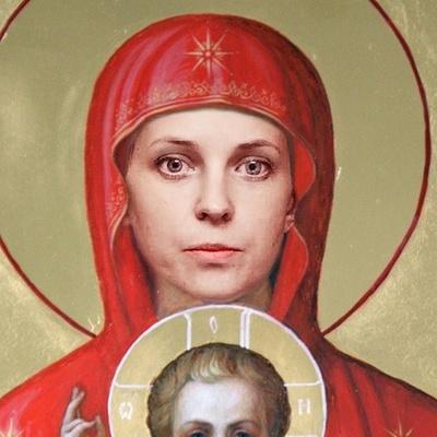 В России хотят канонизировать Поклонскую