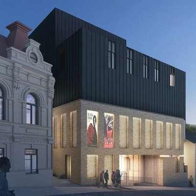 Порошенко официально открыл Театр на Подоле (видео)