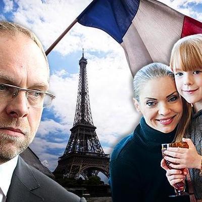 Еды хватало только на детей, я весила 39 кг: экс-жена нардепа рассказала о тяготах жизни во Франции