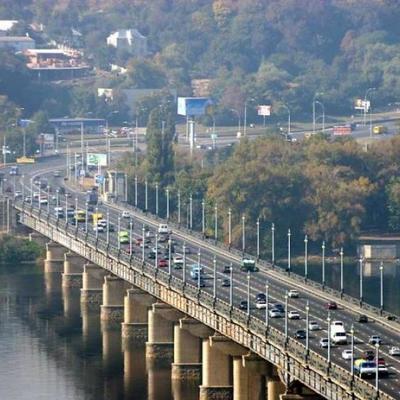 В Киеве построят новый мост