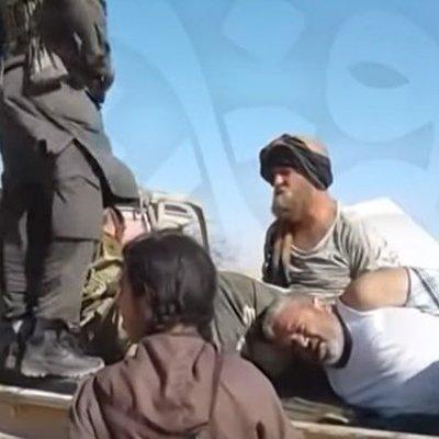 Появилось видео, как россияне попали в плен к ИГИЛ