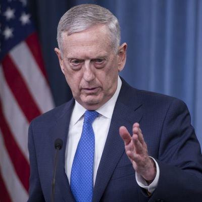Мэттис призвал армию США готовиться к военному конфликту с КНДР