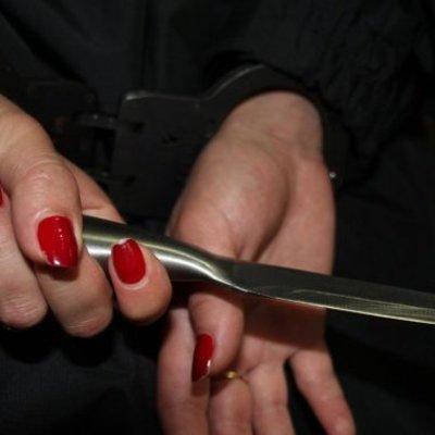 На Харьковщине во время ссоры жена вонзила нож в грудь своему мужу