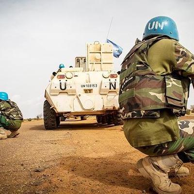 РФ не согласна на размещение миротворцев на всей территории Донбасса, - МИД России