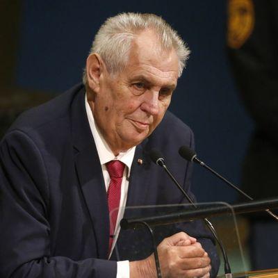 Чехи извинились перед Украиной за слова их президента о Крыме
