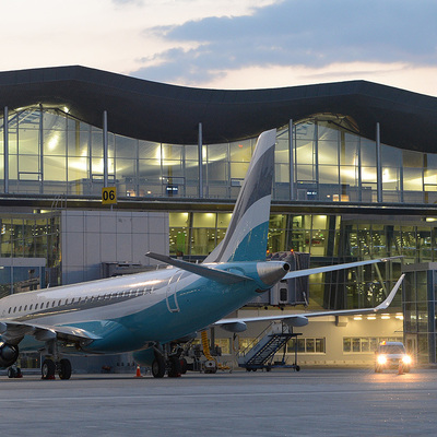 Главный аэропорт страны хотят перенести в село
