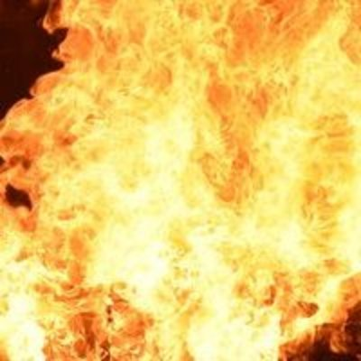 В Харькове сгорели четыре дорогих BMW