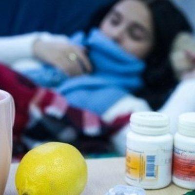 Страшный грипп идет в Украину (инфографика)