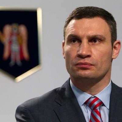 Кличко: Проблему пробок в Киеве нужно решать комплексно