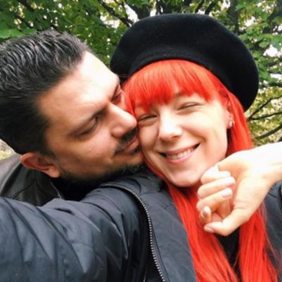 Тарабарова с мужем отпраздновали годовщину свадьбы