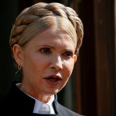 Тимошенко собралась на президентские выборы