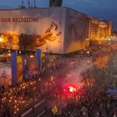 В России устроили истерику из-за марша УПА в Киеве