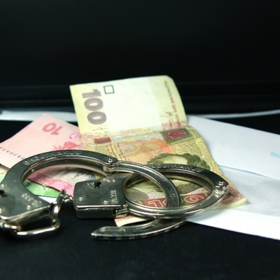 Полковника генштаба ВСУ поймали на взятке в $ 3 тысячи