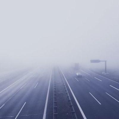 Синоптики предупреждают водителей о сильном тумане