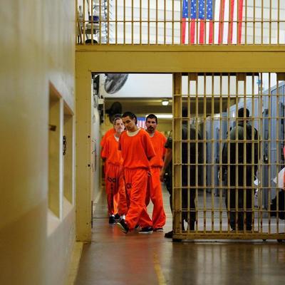 Осужденный в США перед казнью показал всем средний палец