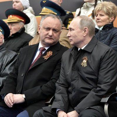 В Молдове без согласия и участия президента назначили министра обороны