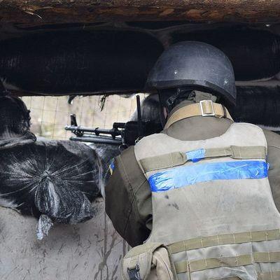 В зоне АТО погибли четверо украинских бойцов - штаб