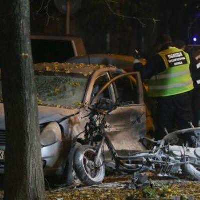 Взрыв возле «Эспрессо»: число погибших возросло до двух