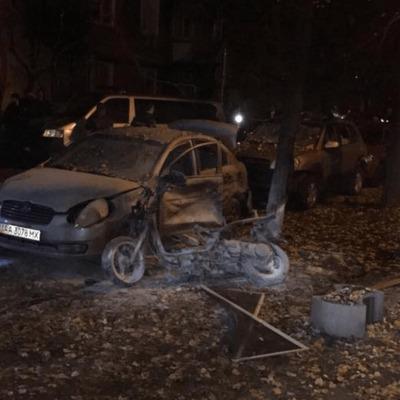 Появилось видео взрыва покушения на Мосийчука