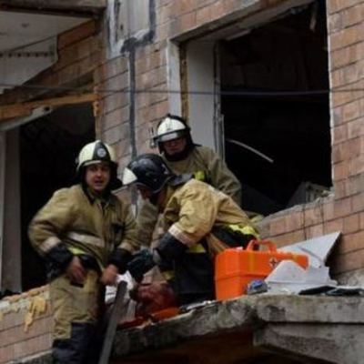 Взрыв в Донецке: пострадали пятеро, в том числе двое детей