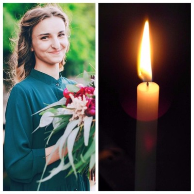 Сестре еще не сказали: сегодня в Харькове похоронят погибшую в ДTП Диану Берченко (фото)