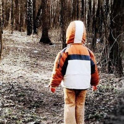 Патрульные Киева спасли отца с сыном, которые заблудились в лесу