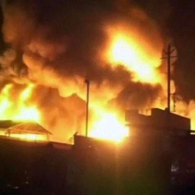 В Иране произошел взрыв на НПЗ: шестеро погибли, двое ранены