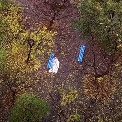 В Киеве местные жители обнаружили брошенный труп