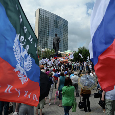 В «ДНР» приняли «закон» о лишении переселенцев права на оставленное жилье