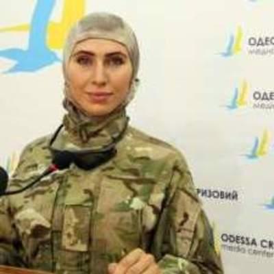 В Киеве в честь Окуевой хотят переименовать сквер