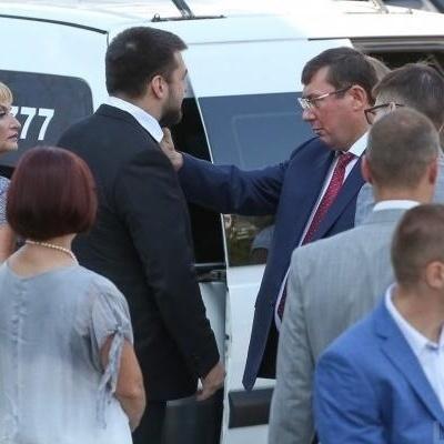 Луценко выступил за отстранение Арсена Авакова от должности на время расследования