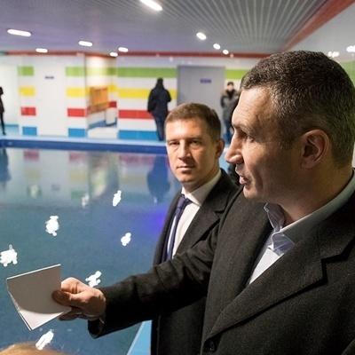 Кличко: Через две недели в Голосеевском районе откроется новый детский сад