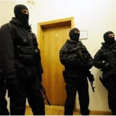 В Госавиаслужбе проходят обыски