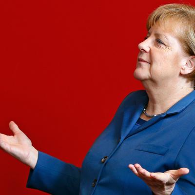 Ангела Меркель опять признана самой влиятельной женщиной мира