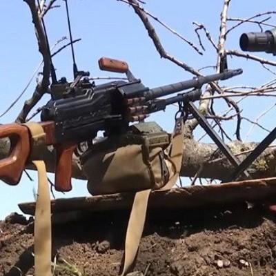 В штабе АТО связывают увеличение активности боевиков с ротацией ВСУ