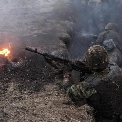 Боевики 23 раза обстреляли позиции ВСУ