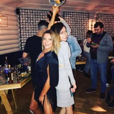 Дорофеева вместе с Могилевской «зажгли» на звездной вечеринке