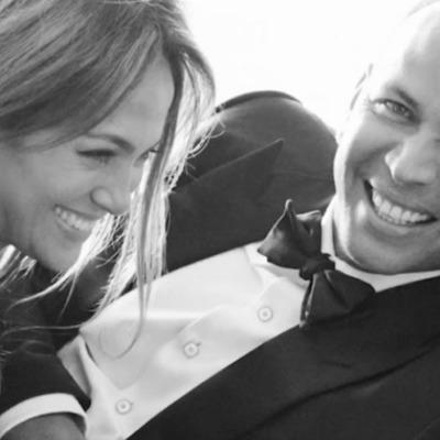 Дженнифер Лопес и Алекс Родригес показали семейное фото