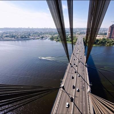Сегодня в Киеве ограничат движение по Московскому мосту