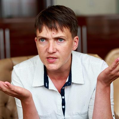 Надя Савченко «спалила» не только свой сарай и дом, но и своего хозяина: в сеть попала переписка с куратором